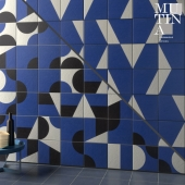 Tile Puzzle by Mutina - set 06