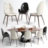 Стул Chair Tonin Casa Sorrento