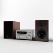 Micro Hi-Fi System DENON D-M40