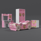 "Furniture set ""Princess"""