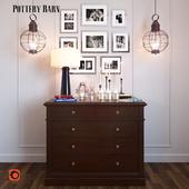 Декоративный набор Pottery Barn