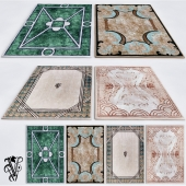 Visionnaire rugs