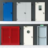 Fire doors from Novoferm Elite +
