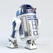 R2D2 (Star Wars Robot)