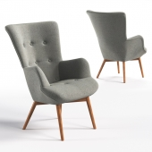 Inspired by Grant Featherston chair
