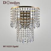 Donolux W110231-2 gold
