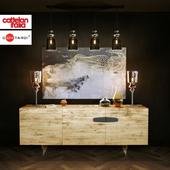 Cattelan Italia / Nebraska & Contardi / Cornelia