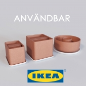 Кашпо ANVÄNDBAR IKEA