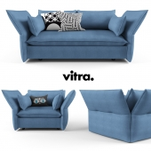"""Vitra"" MARIPOSA LOVE SEAT"