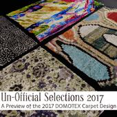 DOMOTEX 2017 4 Carpets in modern design