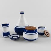 Pottery set