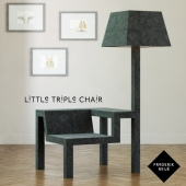 Frederik Roije, Little triple chair
