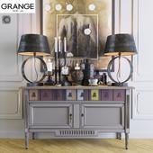 """decorative set """"Grange"""""""