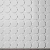 3D panel ECO - Ellipses