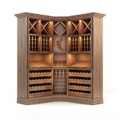 Винный стеллаж 'Храним Вино'  КОРНЕР 233