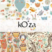 Детские обои kOza kids