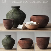 Decor pot collection