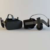 VR Oculus RIft CV1