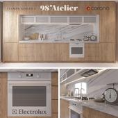 Kitchen 98'Atelier