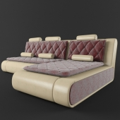 A sofa of QMS is Baron