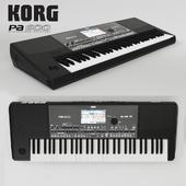 Korg pa600 synthesizer