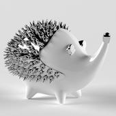 Figurine A friendly hedgehog