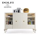TV wall Dolfi, FD Collection