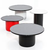 Button Tables set by B&B Italia