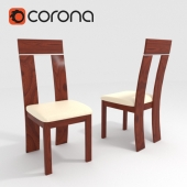 chair DARK WALNUT