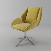 Pleat chair