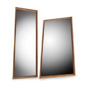 POARADA Flag set of mirrors