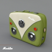 Musical suitcase Suitcase Moodbox VW