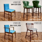 Set of chairs 1 KECA