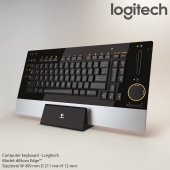 Logitech - diNovo Edge