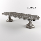 Hooker Furniture Dining Room Sanctuary Rectangle Dining Table
