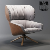 Chair TABANO (B&B Italia)