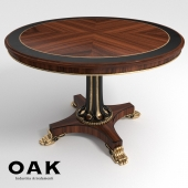 Oak MG1125 Table