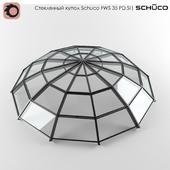 Сегментный купол Schuco