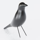 Eames House Bird Figurine