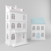 Doll house by Nizio Furniture