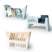 Детская кровать Rocky Jall&Tofta