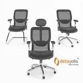 Detay Office Omega Chair