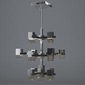 ET2 Nova LED 17 Light Pendant