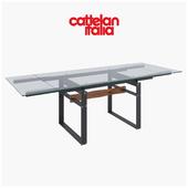 Sliding tables Jerez Drive Cattelan Italia