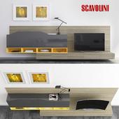Scavolini Living Flux Swing