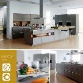 Goldreif by Poggenpohl Pure Kitchen (vray + corona)