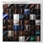 Wall art Etienne Moyat Sculpteur