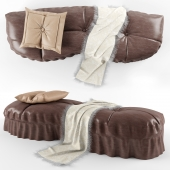 Designer Sofa with Other Accessories