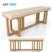 OM Art Way - Банкетка Oak Dot