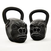 weight gorila